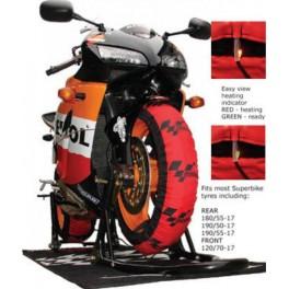 couverture chauffante moto gp gmr racing. Black Bedroom Furniture Sets. Home Design Ideas