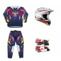 Pack tenue complète Kini Red Bull compétition 2015